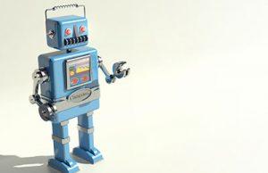 تبلیغات با استفاده از ربات